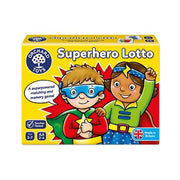 Orchard Toys Superhero Lotto OC065N 5011863103192