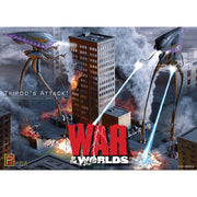 Pegasus 9006 1/350 War of the Worlds Tripods Attack