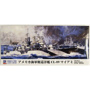 Pit Road W209 1/700 USN Light Cruiser CL-89 USS Miami