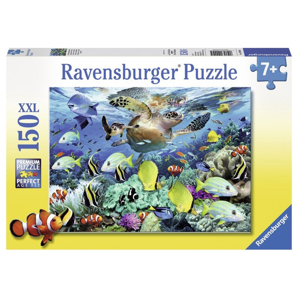 Ravensburger Life Under the Sea Puzzle 3x49pc