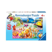 Ravensburger 09512-4 60pc Under the Sea Puzzle