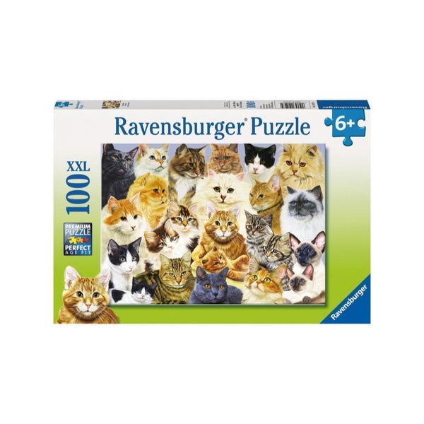 Ravensburger 100pc Cat Pride Puzzle