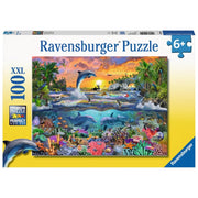Ravensburger Tropical Paradise Puzzle 100pc