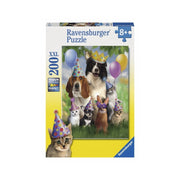 Ravensburger 2643 200pc Animal Party Puzzle