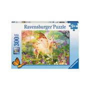 Ravensburger 13092-4 300pc Magical Forest Unicorn Puzzle