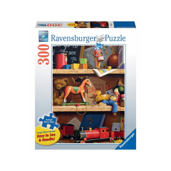 Ravensburger 300pc The Old Toy Shelf Puzzle