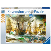 Ravensburger Battle on High Sea Puzzle 5000pc
