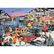 Ravensburger 13991-0 Home for Christmas Puzzle 1000pc*