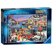 Ravensburger Home for Christmas Puzzle 1000pc