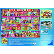 Ravensburger 14653-6 The Sweet Shop Puzzle 500pc