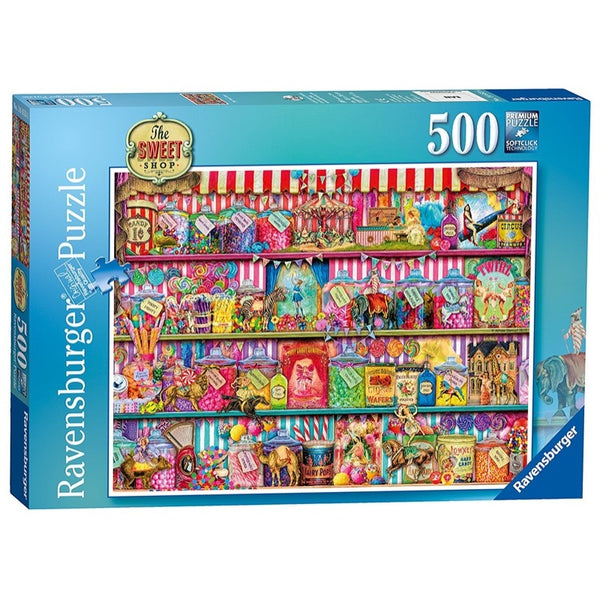 Ravensburger The Sweet Shop Puzzle 500pc
