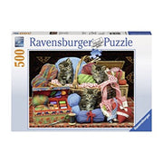Ravensburger 14785-4 Knitters Delight Puzzle 500pc