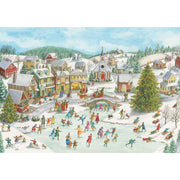 Ravensburger Playful Christmas Day Puzzle 1000pc