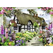 Ravensburger Rose Country Cottage Puzzle 1000pc