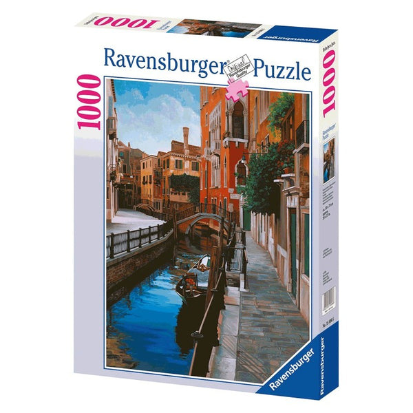 Ravensburger Impressions of Venice Puzzle 1000pc