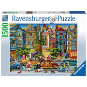 Ravensburger 16261-1 The Painted Ladies Puzzle 1500pc