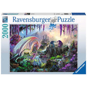 Ravensburger Dragon Valley Puzzle 2000pc