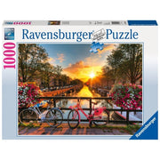 Ravensburger 19606-7 Bicycles in Amsterdam Puzzle 1000pc