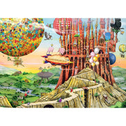 Ravensburger Colin Thompson Flying Home Puzzle 1000pc