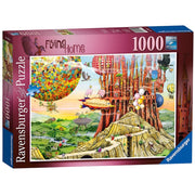 Ravensburger 19652-4 Colin Thompson Flying Home Puzzle 1000pc