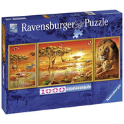 Ravensburger African Majesty Puzzle 1000pc