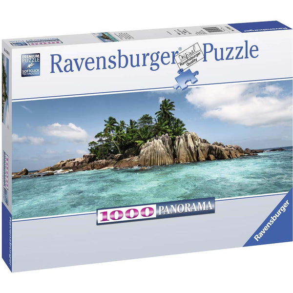 Ravensburger Private Island in St  Pierre 1000pc