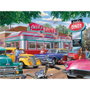 Ravensburger Meet you at Jacks Puzzle Large Format 750pc