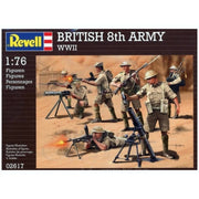 Revell 1/76 British 8 Army WWII*