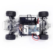 Rage RC RGRC2400 Mini-Q 1/24 Scale 4WD RC Car DIY Assembly Kit