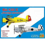RS Models 1/72 Bucker Bu 133C in Foreign Service