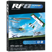 Real Flight RF8 Horizon Hobby Edition Simulator Add-On RFL1002 605482293430