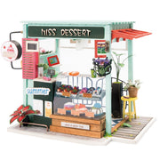 Robotime DIY Mini House Ice Cream Station ROB164046