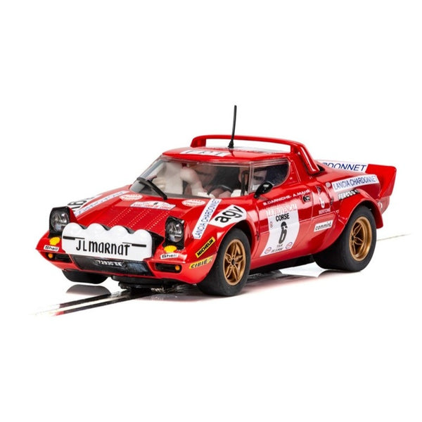 Scalextric Lancia Stratos Tour De Course Rally Winner 1975