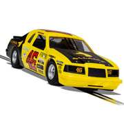 Scalextric C4088 Ford Thunderbird Yellow & Black No.46 Slot Car