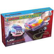 Micro Scalextric G1149 Law Enforcer Slot Car Set
