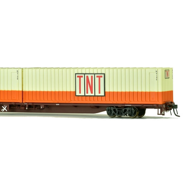 SDS Models HO 40ft Jumbo Containers TNT 2 Pack
