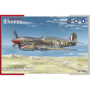 Special Hobby SH72377 1/72 Curtiss Kittyhawk Mk.IA