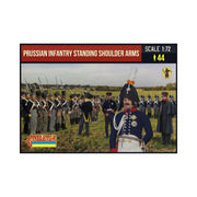 Strelets 1/72 Prussian Infantry Standing Shoulder Arms Napoleonic