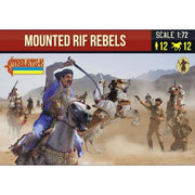 Strelets 1/72 Mounted Rif Rebels Rif War
