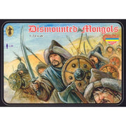 Strelets.R M028 1/72 Dismounted Mongols