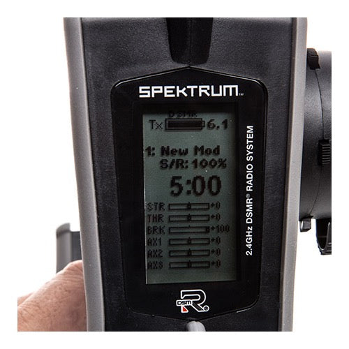 Spektrum DX5C Rugged Surface Transmitter w/ SR515 Receiver