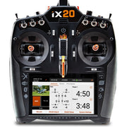 Spektrum iX20 2.4Ghz DSM-X 20 Channel Transmitter