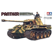 Tamiya 35065 1/35 Panther Tank MDM Plastic Model Kit