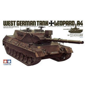 Tamiya 35112 1/35 German Leopard Tank A4 Plastic Model Kit