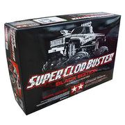 Tamiya 47432 Super Clod Buster Black Edition with Clod Chassis 1/10 4WD RC
