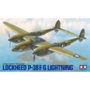 Tamiya 61120 1/48 Lockheed P-38 F/G Lightning Plastic Model Kit