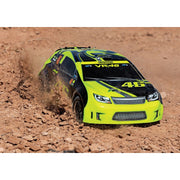 Traxxas 75064-1 LaTrax Ford Fiesta ST Rally Valentino Rossi Edition 1/18 4WD Rally Car