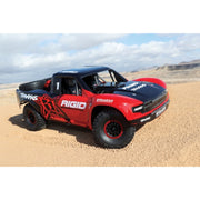 Traxxas 85086-4 Unlimited Desert Racer 1/7 4WD VXL Brushless Short Course Truck with Light Kit (Rigid Edition)