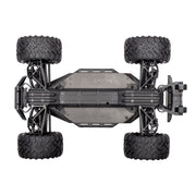 Traxxas Maxx 4S 1/10 Brushless Electric Monster Truck (Solar Flare) 89076-4