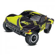 Traxxas Slash 2WD 1/10 Short Course Truck (Valentino Rossi Limited Edition) TRA-58034-1-VR46